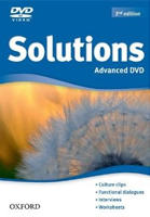 Solutions 2nd Advanced DVD